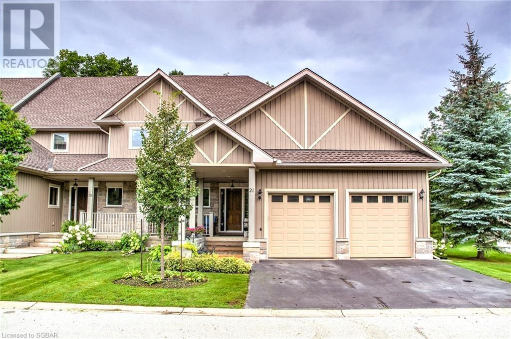 residential property for For lease at Thornbury, Ontario