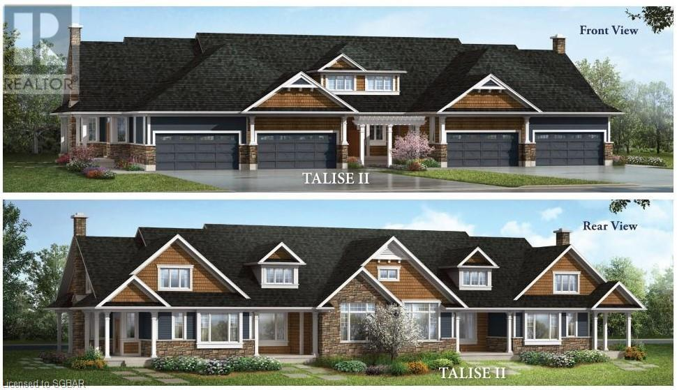 residential property for For sale at Georgian Bluffs, Ontario