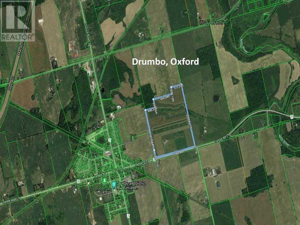 residential property for For sale at Blandford-Blenheim, Ontario