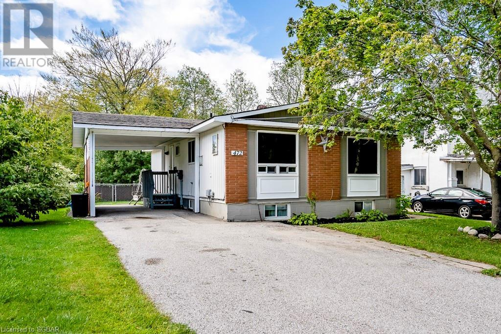 residential property for For sale at Midland, Ontario