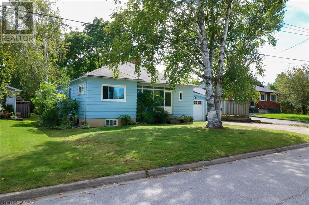 residential property for For sale at Thornbury, Ontario