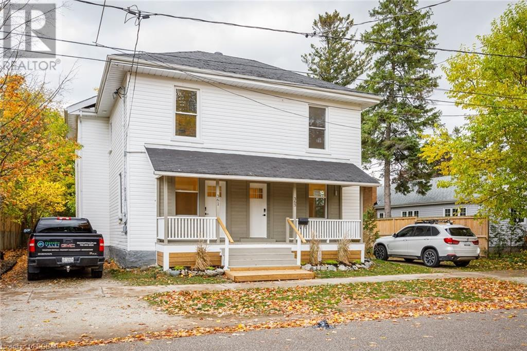 residential property for For lease at Collingwood, Ontario