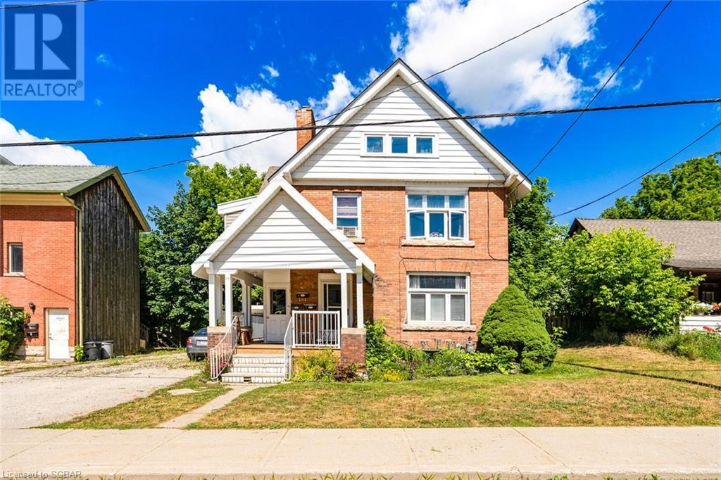 residential property for For sale at Owen Sound, Ontario